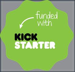 Kickstarter with pride